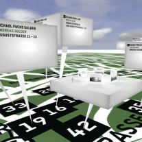 Virtual gallery weekend Berlin 2012